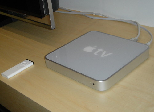 Apple TV - A lot to like in a small package