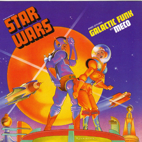 Disco Ultra Cheese – Meco Star Wars Theme