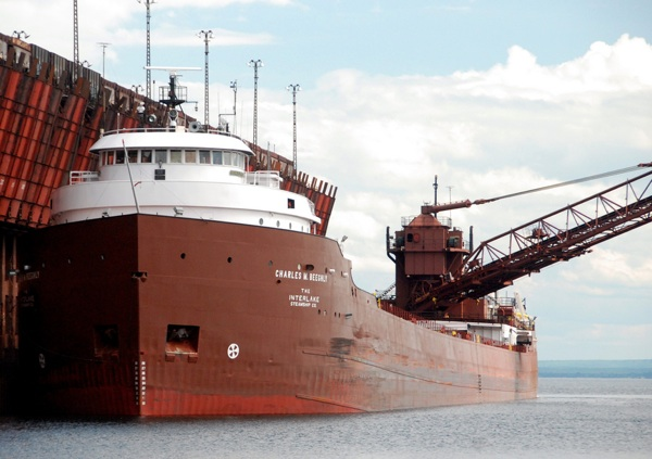 A Sign Of Hope? – Uptick In Iron Ore Shipments