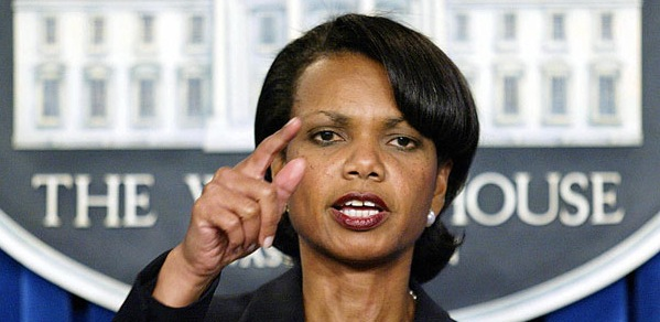 Torture Witch Hunt Target #1 – Condoleezza Rice?
