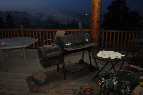 BBQ blogging — 31 hours to go [updated]