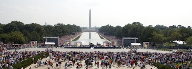 Restoring Honor Rally – August 28th Washington DC