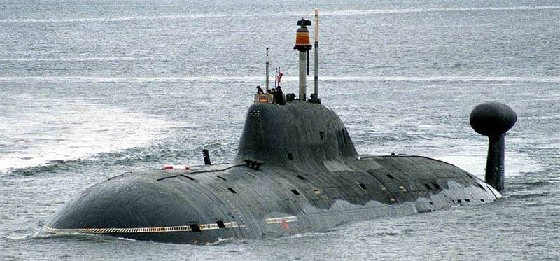 India's New Nuclear Sub