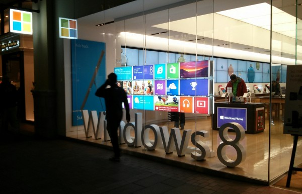 Whither Windows 8?