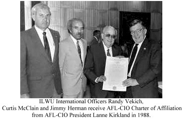 Happy Labor Day! ILWU leaves AFL-CIO over Obamacare, immigration reform