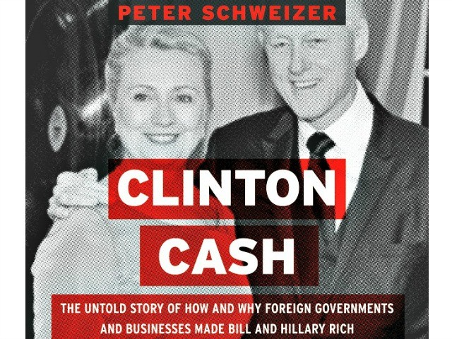 """Clinton Cash"" by Peter Schweizer — a brief review"
