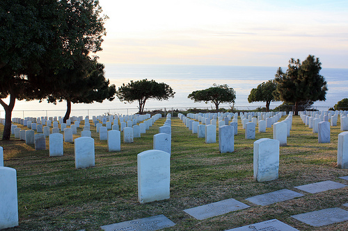Ft. Rosecrans National Cemetery, San Diego, California